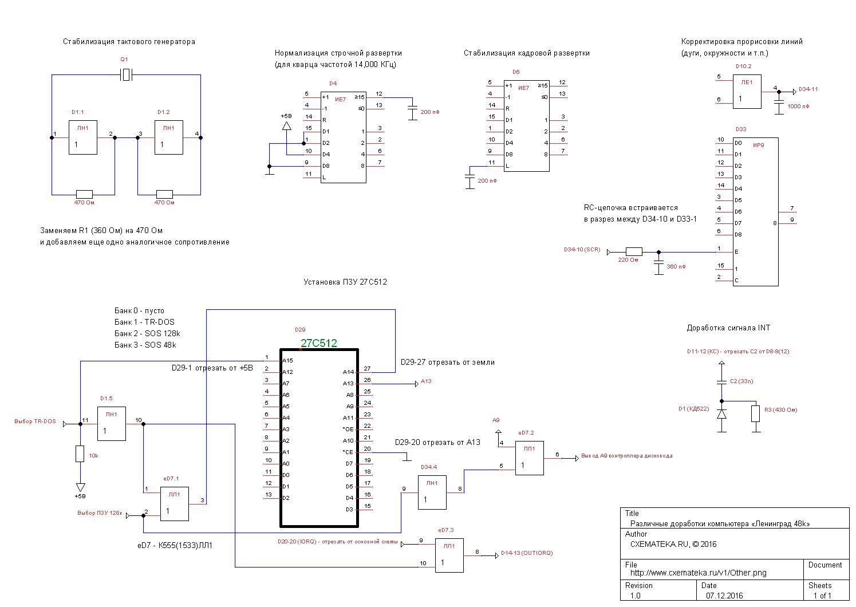 к554са3 схема включения даташит